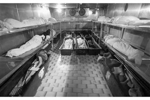 لحظههای وحشت در سردخانه بیمارستان مراغه/گفت و گو بامردهای که زنده شد