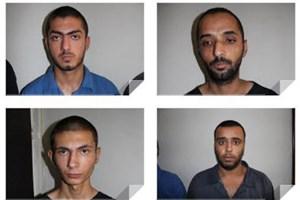 قمه به دستان پایتخت  دستگیر شدند/قمه کشان از 200 شهروند زور گیری کرده بودند