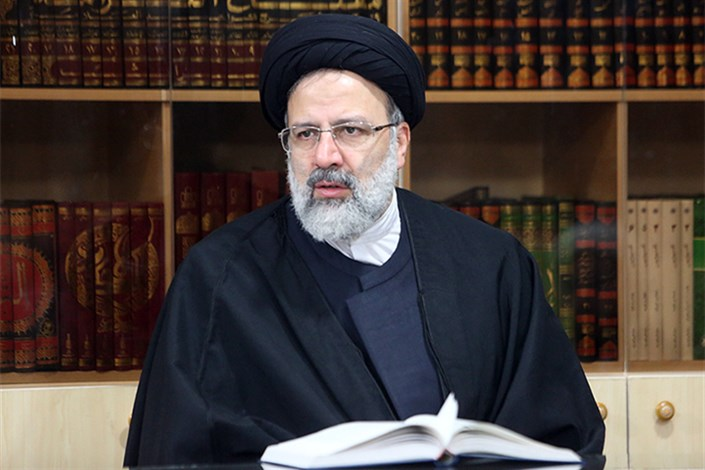 حجتالسلام و المسلمین سیدابراهیم رئیسی