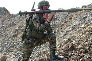 ارتش سوریه به استحکامات نظامی جبهه النصره در درعا حمله کرد