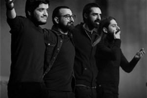 برگزاری کنسرت گروه چارتار در فضای باز برج میلاد