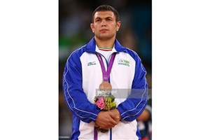 IAU Student Komeil Ghasemi Wins Silver in Rio 2016