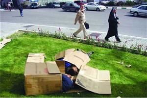 ٣٠درصد کارتنخوابهای اطراف حرم امام ایثارگر هستند/کارتنخوابی کارگران شهرداری در اطراف حرم امام