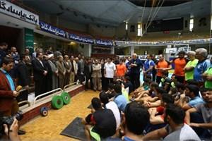 تجلیل لاریجانی از مدالآوران و افتخارآفرینان ایرانی رقابتهای المپیک/ قدردانی ویژه از کیمیاعلیزاده