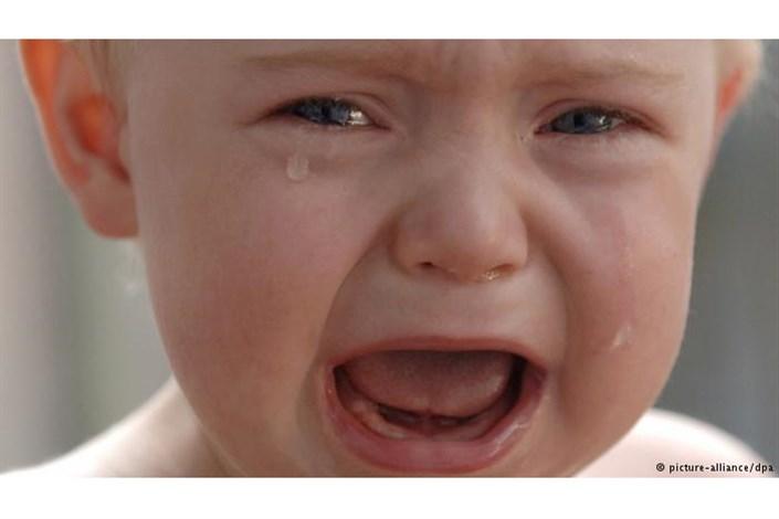 نوزادان با لهجه خود گریه می کنند