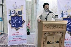 رئیس دانشگاه ادیان و مذاهب: ارزش مساجد به اهالی و هدفی است که برای ساخت آن در نظر گرفته شده است