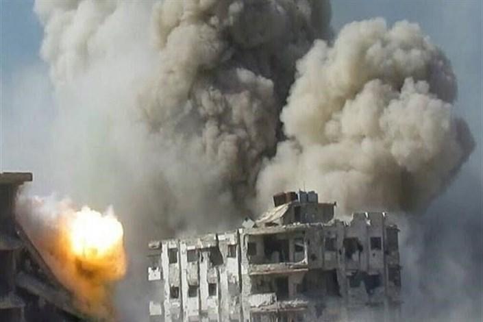 افزایش تحرکات تانکهای ترکیه در مرز سوریه/ ۷۰ هدف داعش در جرابلس منهدم شدندعملیات مشترک ترکیه و آمریکا در شمال سوریه