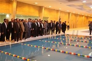 آغاز  ساخت بزرگترین پارک آبی جنوب کشور در شیراز