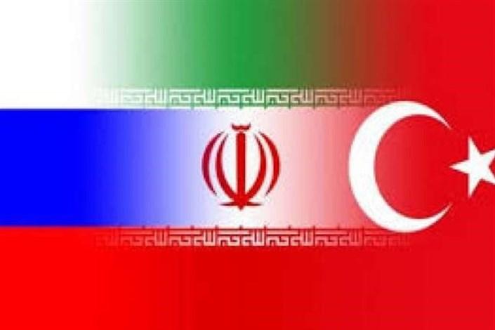 ۳ دلیل اصلی برای گسترش همکاریهای نظامی ایران، روسیه و ترکیه در منطقهترکیه تانکهای بیشتری به سوریه فرستاد