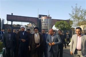 تصاویری از حضور وزیر اطلاعات در مراسم بزرگداشت شهیدان رجایی و باهنر