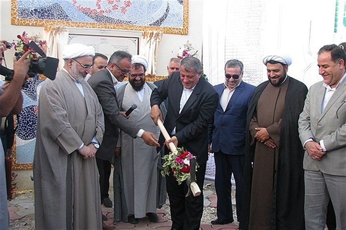 افتتاح در واحد شاهین شهر