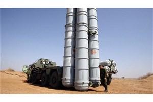 استقرار سامانۀ دفاع موشکی اس300 در ایران