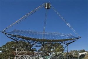 راندمان ۹۷ درصدی یک نیروگاه خورشیدی