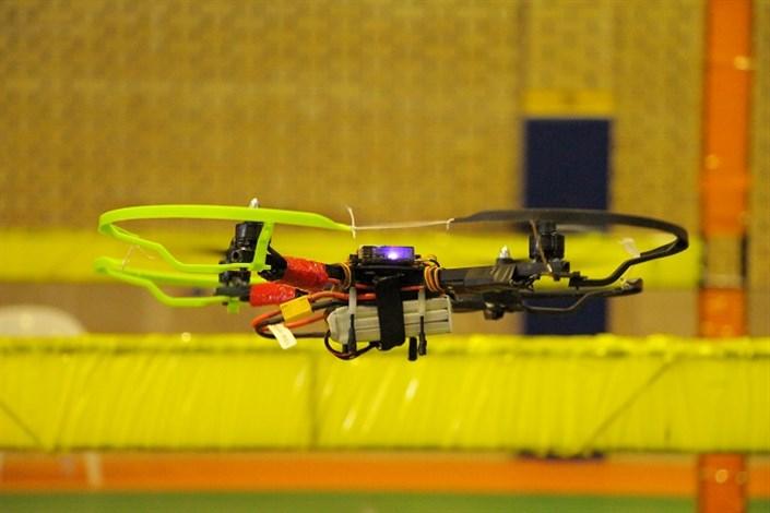 نخستین دوره تخصصی مسابقات ملی هوا فضا