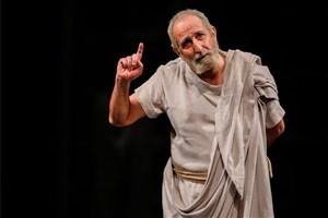 نمایش سقراط تا 25 شهریور تمدید شد