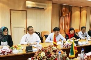 دانشگاه یونن چین علاقمند به بالا بردن سطح همکاری ها با سازمان «سمت»