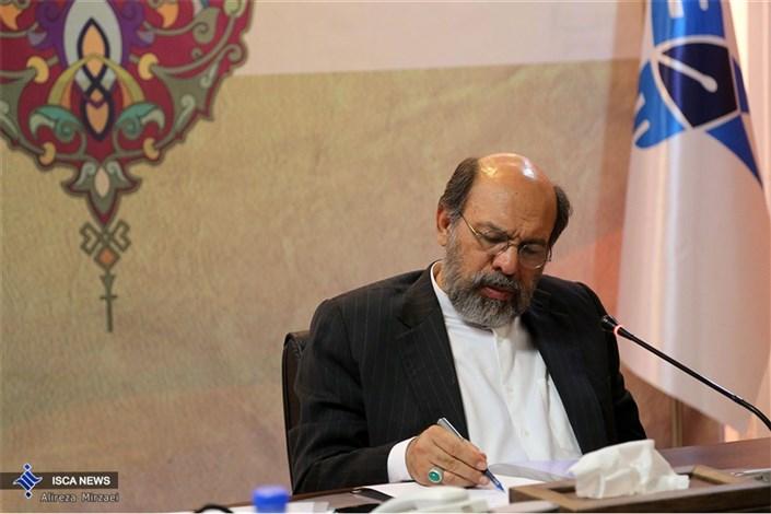 جلسه شورای دانشگاه آزاد اسلامی استان آذربایجان شرقی