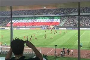 خلاصه بازی جنجالی : ایران 2 - 0 قطر