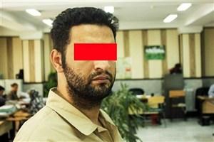 جیب بر سابقه دار مترو  به 40 فقره  دزدی اعتراف کرد