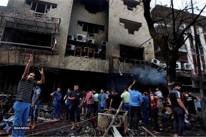بمب گذاری در بغداد