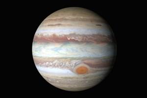 نزدیکترین تصاویر منتشر شده از سیاره مشتری
