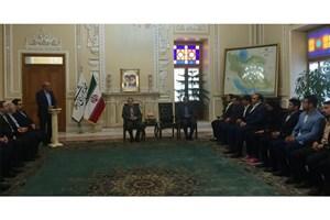 لاریجانی: رهآورد سفر کاروان المپیک ایران خوب بود