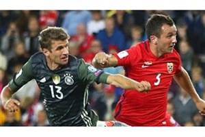 خلاصه بازی : آلمان 3 - 0  نروژ