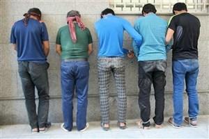 دستگیری باند بزرگ آدمربایی در اصفهان/شکنجه ۹ گروگان در زیرزمین مخفیگاه