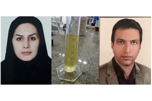 Researchers of Torbat-e Heydarieh IAU Create Biodiesel