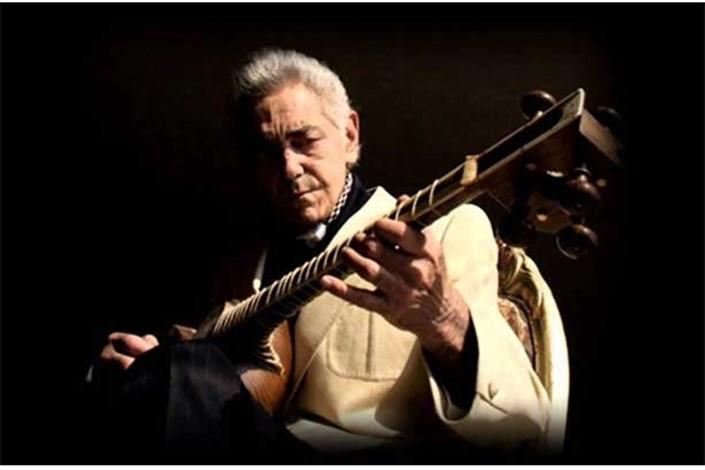 استاد فرهنگ شریف نوازنده تار درگذشت
