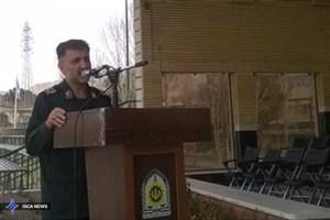 سردار باران چشمه: حضور بانوان تماشاگر در مسابقات والیبال نظامیان جهان بلامانع است