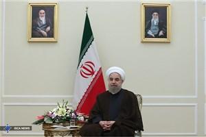 روحانی در سالگرد فاجعه منا:عده ای نادان در داخل بازی را به نفع  عربستان تغییر دادند