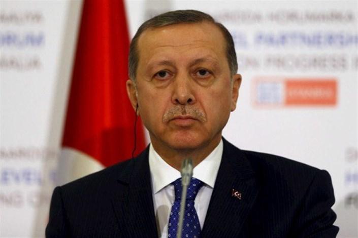 اردوغان: ترکیه آماده پیوستن به حملات آمریکا علیه مواضع داعش است