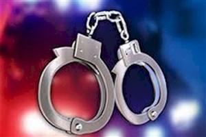 شرور مسلح و عامل شهادت یکی از ماموران انتظامی در قصرقند دستگیر شد