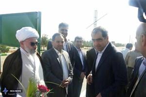 افتتاح مرکز تصویربرداری اف.ام.آر.آی شاهرودتوسط وزیر بهداشت