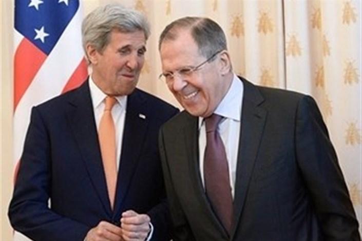 توافق آمریکا و روسیه برای برقراری آتشبس در سوریهتوافق لاوروف و کری برای دیدار در ژنو طی فردا و پس فردا