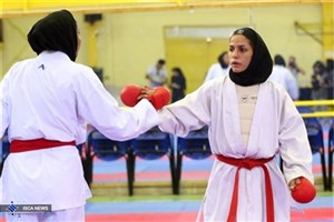 قهرمان هشتمین دوره مسابقات قهرمانی کاراته کشور مشخص شد