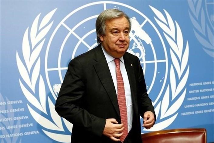 پیشتازی گوترس در چهارمین دور رای گیری دبیر کلی سازمان مللسازمان ملل از توافق آمریکا و روسیه درباره سوریه استقبال کرددبیر کل سازمان ملل آزمایش اتمی کره شمالی را محکوم کرد