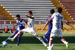مصاف  پدیده و استقلال خوزستان به تساوی کشید