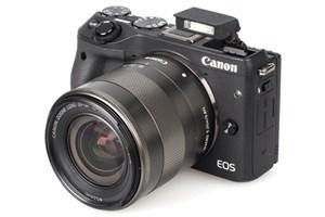 تصاویر و مشخصات دوربین بیآینه جدید کانن