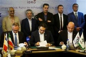 امضا همکاری ایران و فرانسه در زمینه خودرو