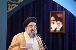 نماز جمعه این هفته تهران به امامت آیت الله خاتمی برگزار می شود