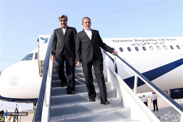 سفر معاون اول رییس جمهور به استان بوشهر