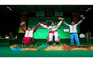 IAU Student Bags Gold at Rio 2016 Paralympic Games