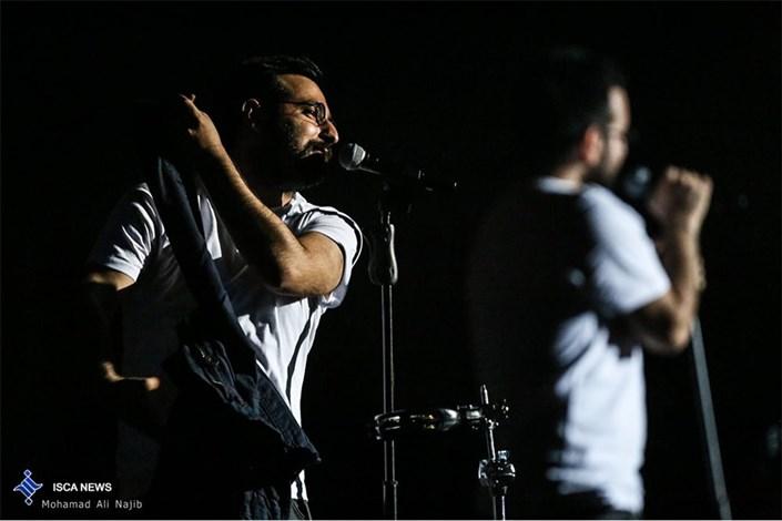 جشنواره موسیقی فجر - کنسرت گروه چارتار