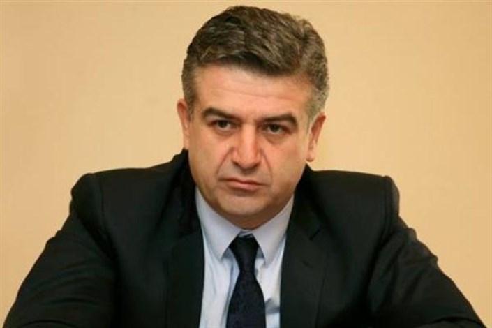 «کاراپتیان» نخست وزیر ارمنستان شد