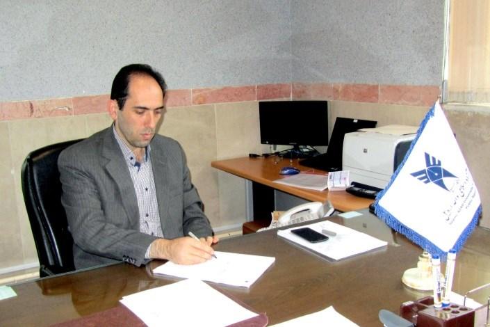 معاون آموزشی دانشگاه آزاد اسلامی اردبیل