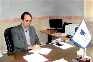 معاون آموزشی دانشگاه آزاد اسلامی اردبیل:  ثبت نام بدون آزمون در68 رشته تحصیلی ادامه دارد