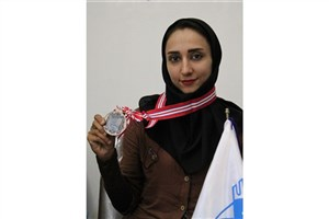 Rasht IAU Graduate Takes Gold in Asian Rowing Championships