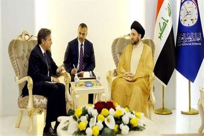 عمار الحکیم: تعیین شرکت کنندگان در عملیات موصل حق دولت عراق است